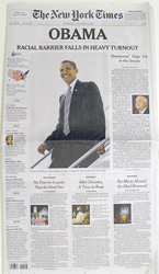 2008 New York Times