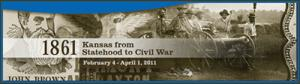 Kansas from Statehood to Civil War