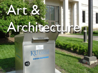 Art and Architecture Library bookdrop
