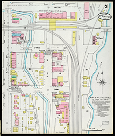 Kansas Sanborn Maps