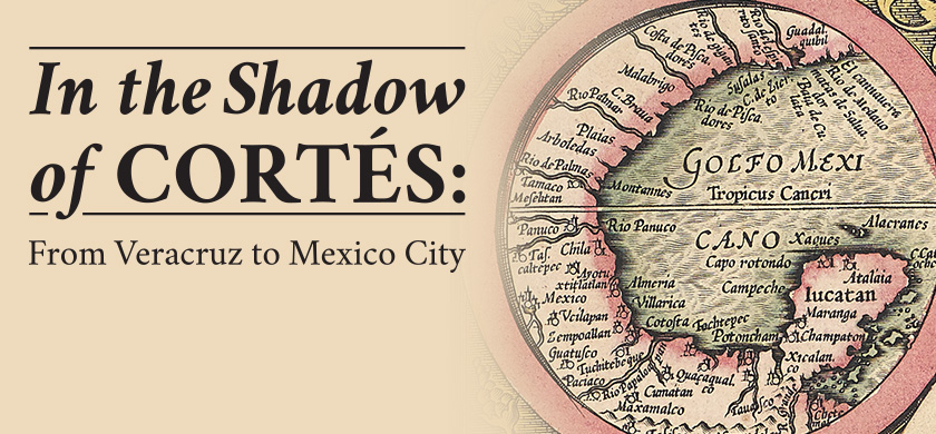 In the Shadow of Cortes title image