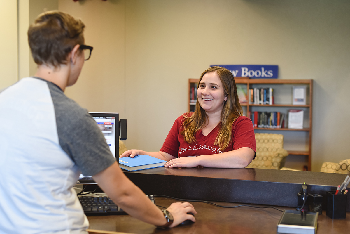 Students can get in-person research help at Anschutz and Watson Libraries.