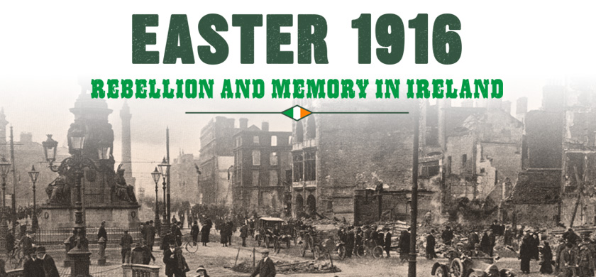 Easter 1916 exhibition title image