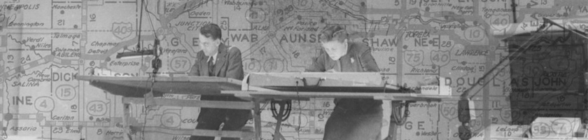 The Thomas R Smith Map Collection Located On The First Floor Of Anschutz Library At The University Of Kansas Is Among The Largest Academic Map